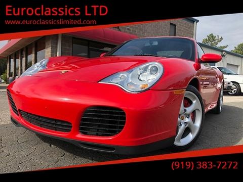 2004 Porsche 911 for sale in Durham, NC