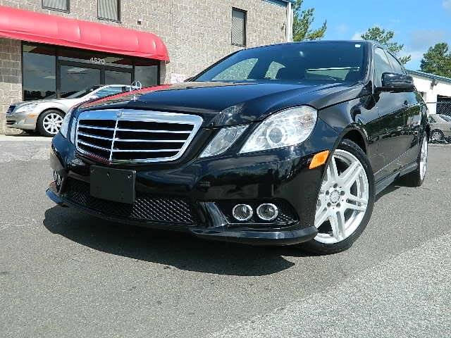 2010 mercedes benz e class e350 sport 4matic awd 4dr sedan for Mercedes benz of durham nc