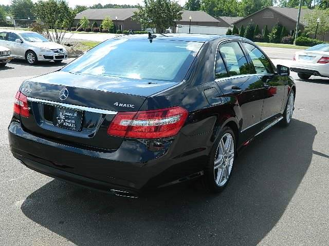 2010 Mercedes-Benz E-Class E350 Sport 4MATIC AWD 4dr Sedan - Durham NC