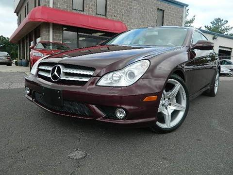 2011 Mercedes-Benz CLS for sale at Euroclassics LTD in Durham NC
