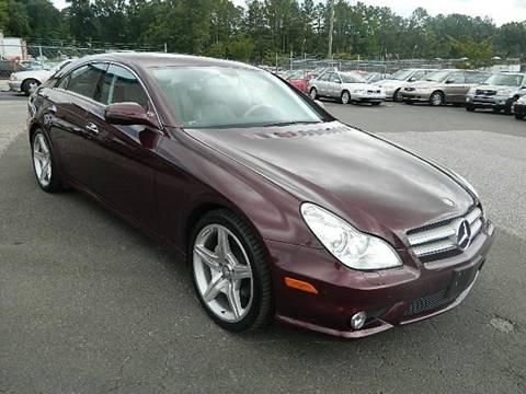 2011 Mercedes-Benz CLS