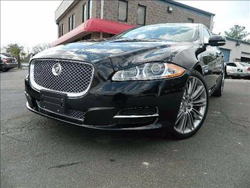 2011 Jaguar XJ for sale at Euroclassics LTD in Durham NC