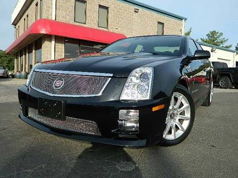2008 Cadillac STS-V for sale at Euroclassics LTD in Durham NC