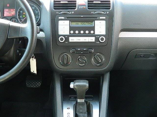 2007 Volkswagen Jetta Wolfsburg Edition 4dr Sedan (2.5L I5 6A) - Durham NC