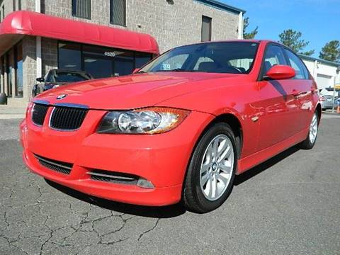 2006 BMW 3 Series for sale at Euroclassics LTD in Durham NC