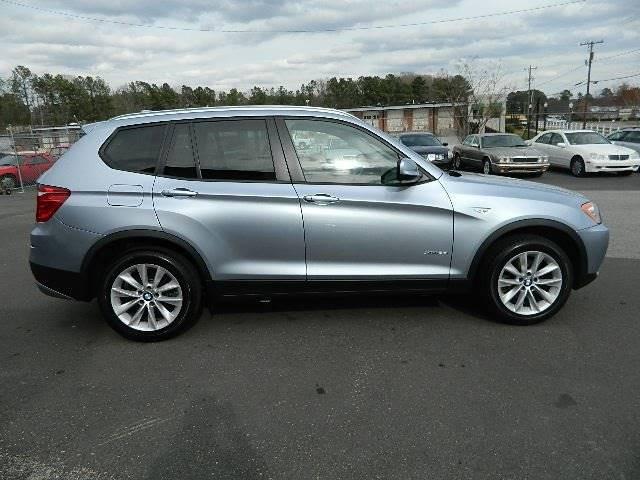 2013 BMW X3 AWD xDrive28i 4dr SUV - Durham NC