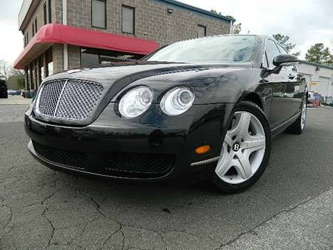 2006 Bentley Continental Flying Spur for sale at Euroclassics LTD in Durham NC