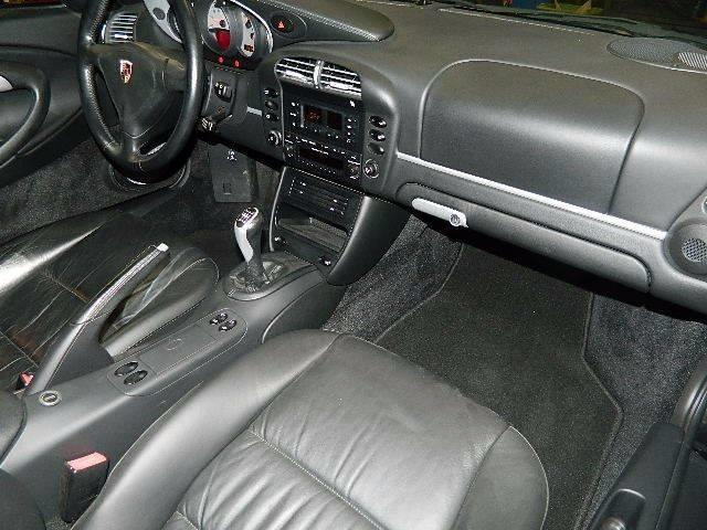 2003 Porsche 911 AWD Turbo 2dr Coupe - Durham NC