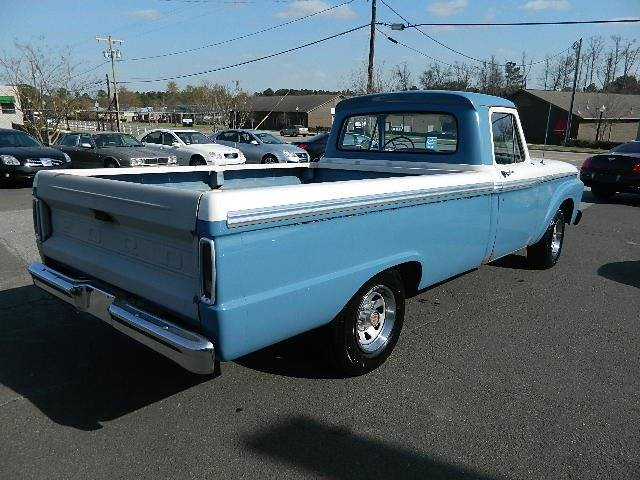 1965 Ford F-100 Long Bed Truck - Durham NC