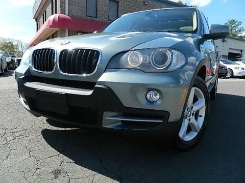 2008 BMW X5 for sale at Euroclassics LTD in Durham NC