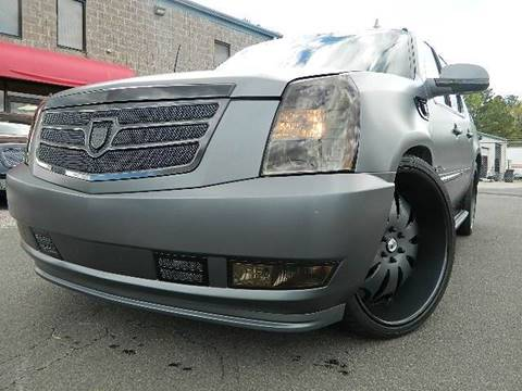 2007 Cadillac Escalade EXT for sale at Euroclassics LTD in Durham NC
