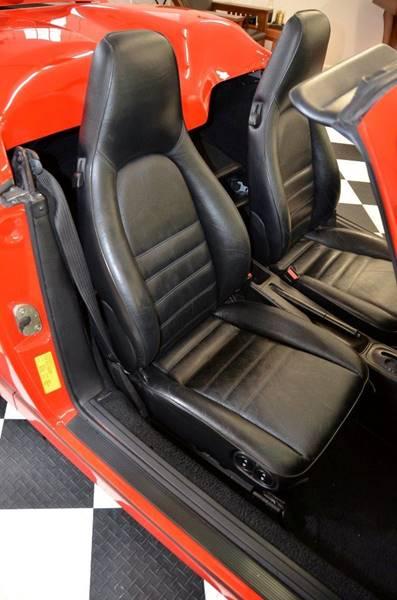 1991 Porsche 911 Carrera 2dr Convertible - Durham NC