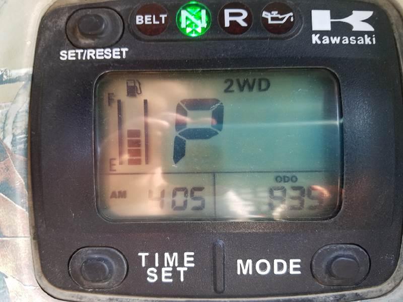 2011 Kawasaki Teryx™ krf750rbf - Dilworth MN