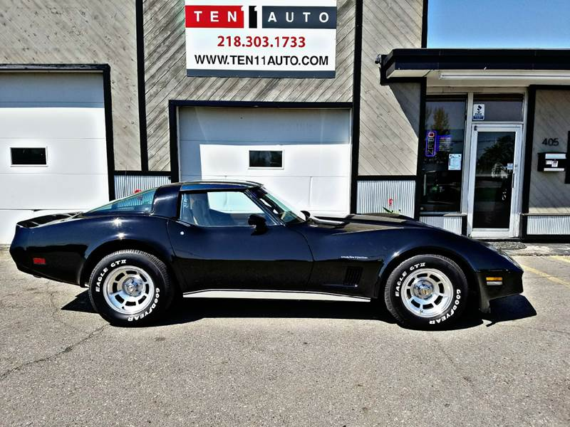 1982 Chevrolet Corvette 2dr Coupe - Dilworth MN