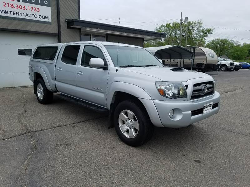 2009 Toyota Tacoma 4x4 V6 4dr Double Cab 6.1 ft. SB 5A - Dilworth MN