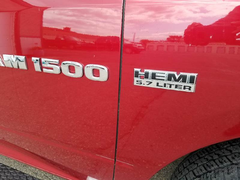 2012 RAM Ram Pickup 1500 4x4 Sport 4dr Crew Cab 5.5 ft. SB Pickup - Dilworth MN