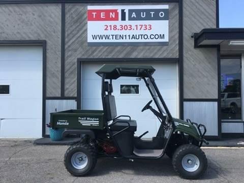 2004 Honda Tw11