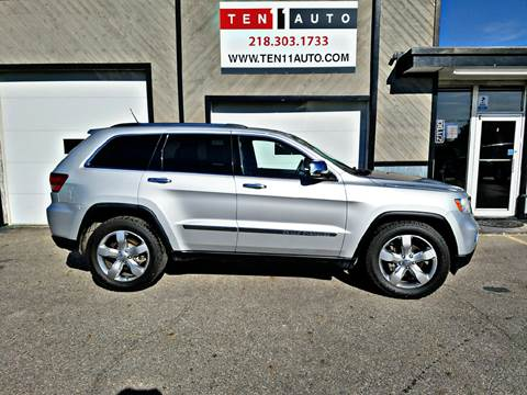 2011 Jeep Grand Cherokee for sale in Dilworth, MN