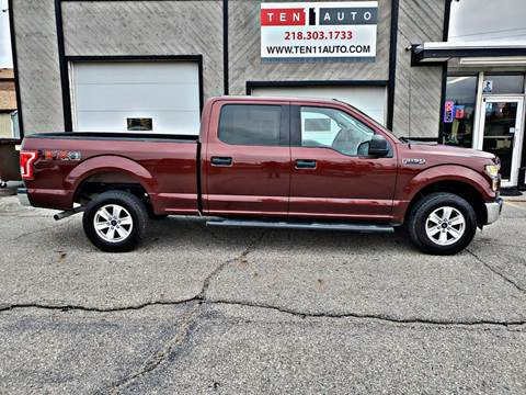 2015 Ford F-150 for sale in Dilworth, MN