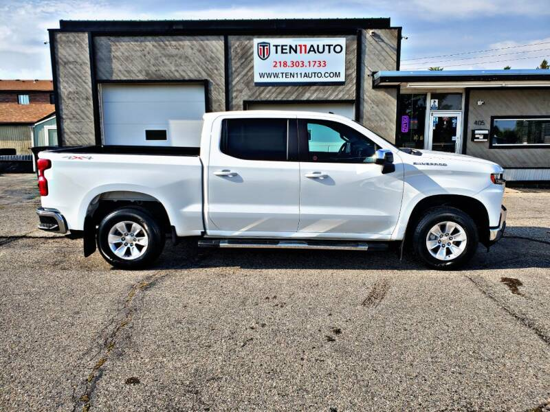 2019 Chevrolet Silverado 1500 for sale at Ten 11 Auto LLC in Dilworth MN