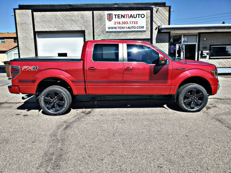 2012 Ford F-150 for sale at Ten 11 Auto LLC in Dilworth MN