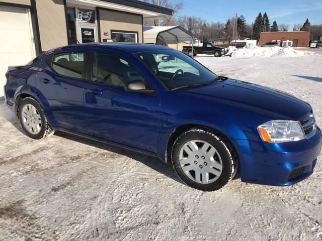 2014 Dodge Avenger SE 4dr Sedan - Dilworth MN