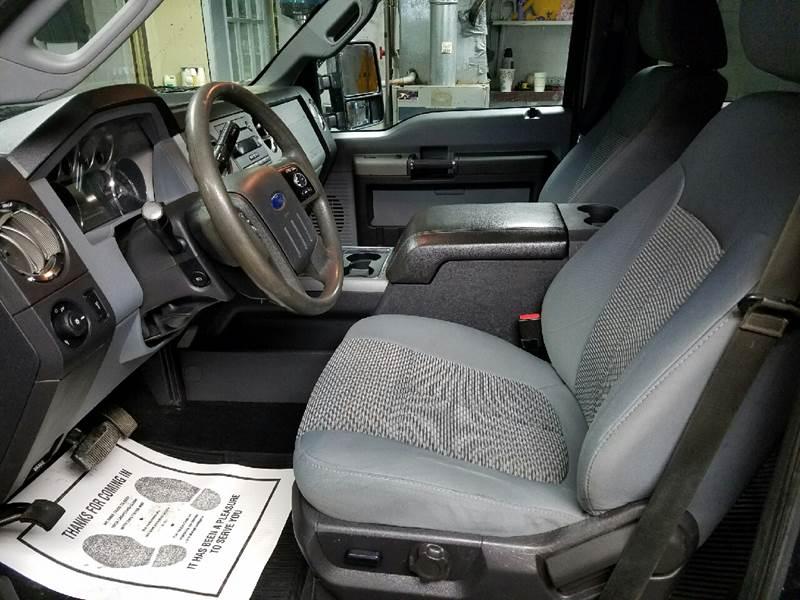 2011 Ford F-350 Super Duty 4x4 XLT 4dr Crew Cab 6.8 ft. SB SRW Pickup - Dilworth MN