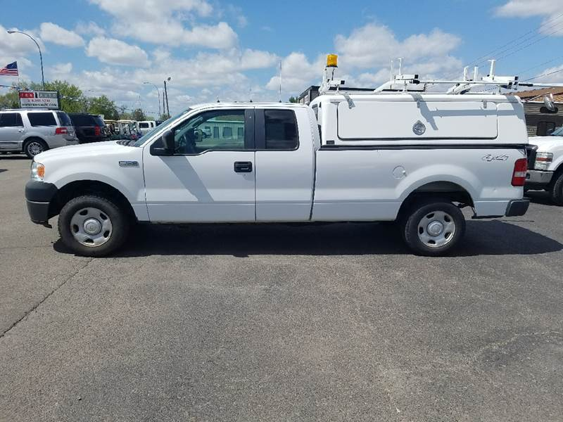 2007 Ford F-150 XL 4dr SuperCab 4WD Styleside 8 ft. LB - Dilworth MN