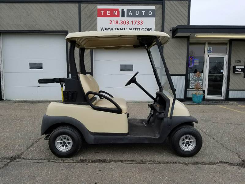 2012 Club Car Precedent Stock - Dilworth MN