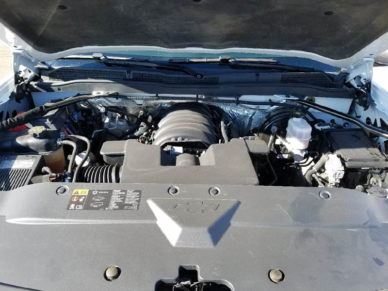 2014 Chevrolet Silverado 1500 4x4 LT 4dr Double Cab 6.5 ft. SB w/Z71 - Dilworth MN