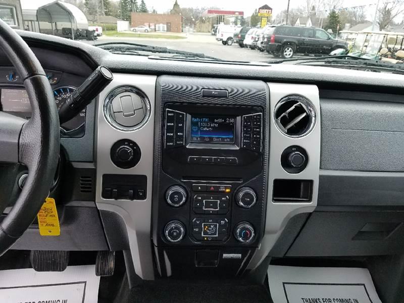 2014 Ford F-150 4x4 XLT 4dr SuperCrew Styleside 6.5 ft. SB - Dilworth MN