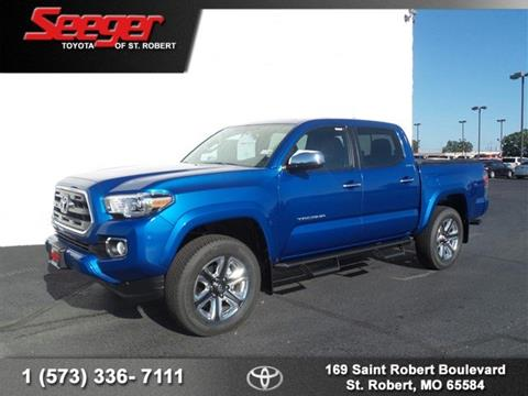2017 Toyota Tacoma for sale in Saint Robert, MO