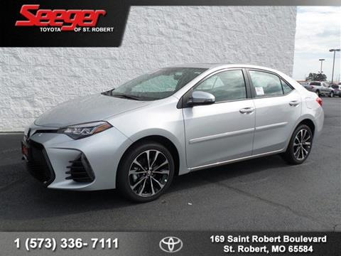 2018 Toyota Corolla for sale in Saint Robert, MO