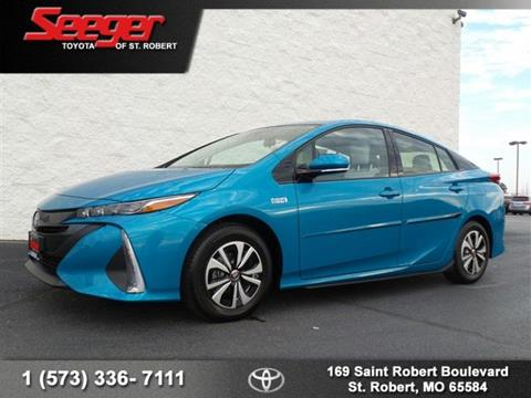 2017 Toyota Prius Prime for sale in Saint Robert, MO
