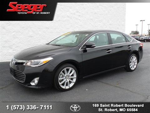 2013 Toyota Avalon for sale in Saint Robert, MO