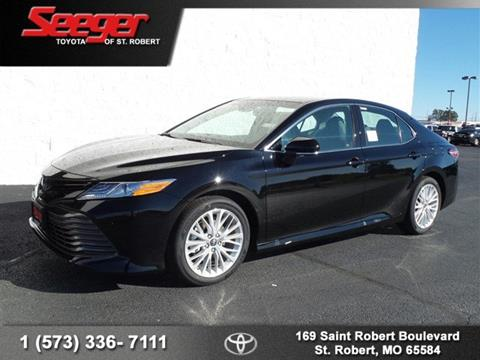 2018 Toyota Camry for sale in Saint Robert, MO