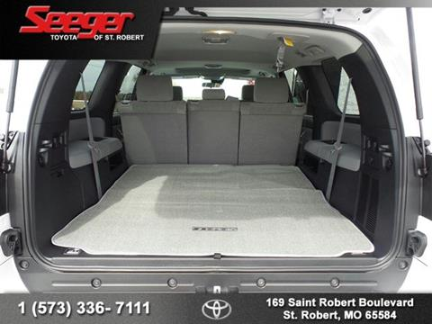 2018 Toyota Sequoia for sale in Saint Robert, MO