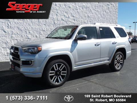 2018 Toyota 4Runner for sale in Saint Robert, MO