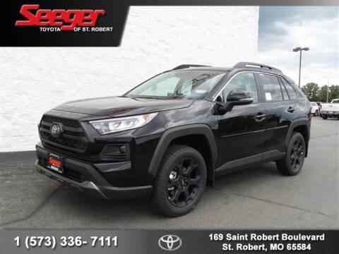 2020 Toyota RAV4 for sale at SEEGER TOYOTA OF ST ROBERT in St Robert MO