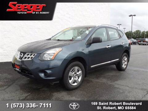 2014 Nissan Rogue Select for sale at SEEGER TOYOTA OF ST ROBERT in St Robert MO