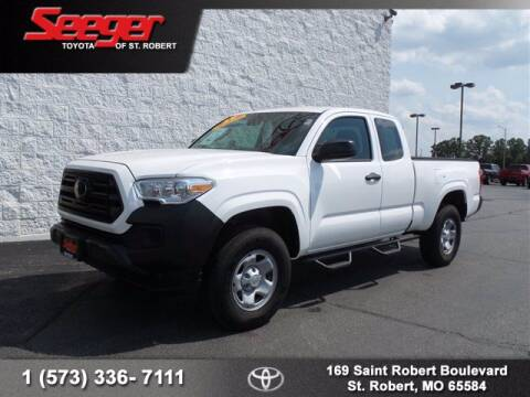 2019 Toyota Tacoma for sale at SEEGER TOYOTA OF ST ROBERT in St Robert MO