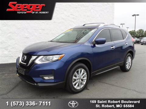 2017 Nissan Rogue for sale at SEEGER TOYOTA OF ST ROBERT in St Robert MO