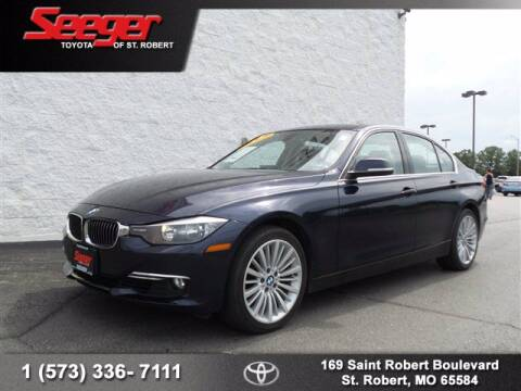 2013 BMW 3 Series for sale at SEEGER TOYOTA OF ST ROBERT in St Robert MO