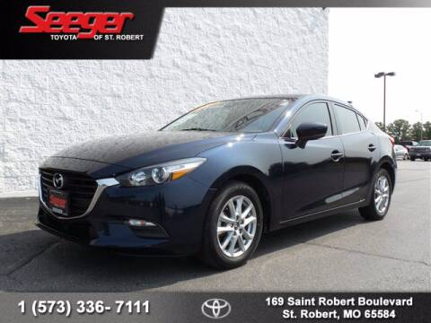 2018 Mazda MAZDA3 for sale at SEEGER TOYOTA OF ST ROBERT in St Robert MO