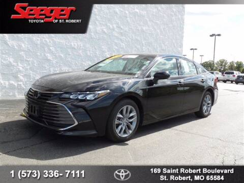 2019 Toyota Avalon for sale at SEEGER TOYOTA OF ST ROBERT in St Robert MO
