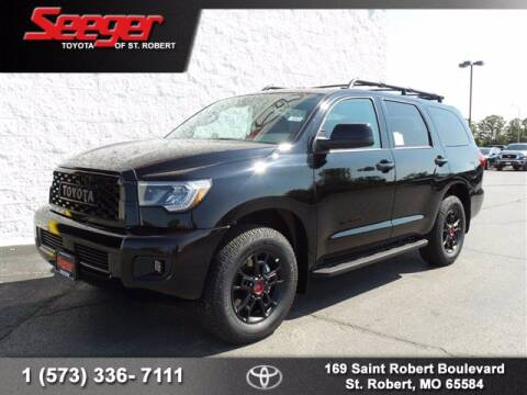 2020 Toyota Sequoia for sale at SEEGER TOYOTA OF ST ROBERT in St Robert MO