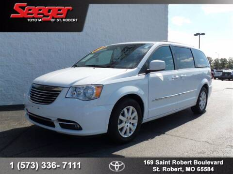 2015 Chrysler Town and Country for sale at SEEGER TOYOTA OF ST ROBERT in St Robert MO