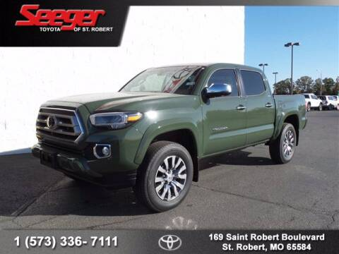 2021 Toyota Tacoma for sale at SEEGER TOYOTA OF ST ROBERT in St Robert MO