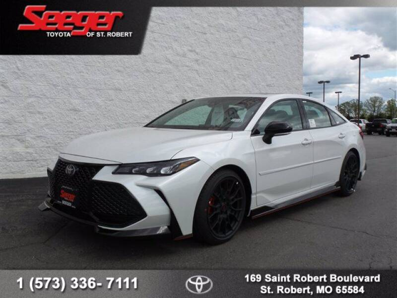 2020 Toyota Avalon for sale at SEEGER TOYOTA OF ST ROBERT in St Robert MO