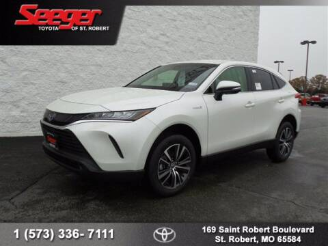 2021 Toyota Venza for sale at SEEGER TOYOTA OF ST ROBERT in St Robert MO